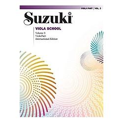 Suzuki Viola School. Shinichi Suzuki  - Buch