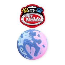 Hundespielzeug Kauspielzeug SATURN-L Ball schwimmend Vanille Aroma 7cm Mehrfarben