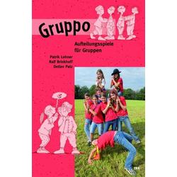 Gruppo als Buch von Patrik Lehner/ Ralf Brinkhoff/ Detlev Patz