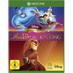 Aladdin and The Lion King Xbox One