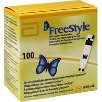 Abbott GmbH FreeStyle Teststreifen