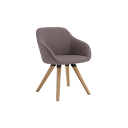 Mondo Design-Sessel 3011 in fango