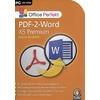 bhv Software Office Perfekt PDF-2-Word X5 Pemium DE Win