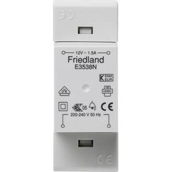 Friedland E3538N Klingel-Transformator 12 V/AC 1.5A