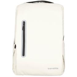Travelite Basics Rucksack 43 cm Laptopfach off-white