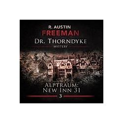 Dr. Thorndyke - Alptraum New In 31  1 Audio-CD - Hörbuch