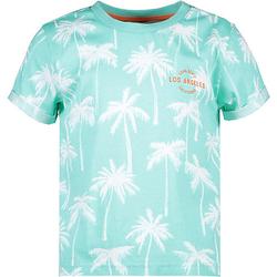 T-Shirt MIAMAI TS  mint Gr. 140 Mädchen Kinder