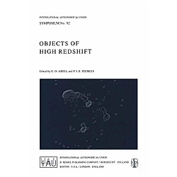 Objects of High Redshift - Buch