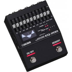 BOSS EQ-200 Equalizer