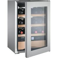 Liebherr WKes 653-22 Stand-Weinkühlschrank edelstahl