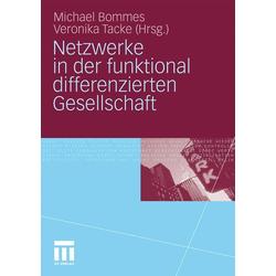 Netzwerke in der funktional differenzierten Gesellschaft als Buch von