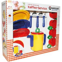 Spielstabil Spielgeschirr Kaffee-Service Classic Set 12-tlg.