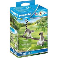 Playmobil® Spielfigur PLAYMOBIL® 70355 2 Kattas