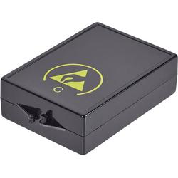Wolfgang Warmbier ESD-Box (L x B x H) 117 x 90 x 21mm 5100.865