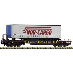 Fleischmann 825052 Nor-Cargo Taschenwagen T3, AAE