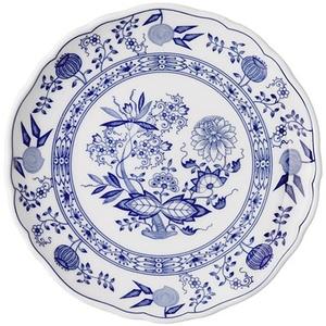 Hutschenreuther Blau Zwiebelmuster Frühstücksteller (Fahne) 19 cm Blau Zwiebelmuster 02001-720002-10019