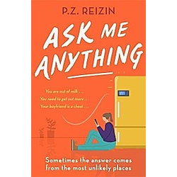 Ask Me Anything. P. Z. Reizin  - Buch