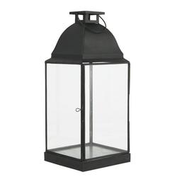 Ib Laursen Kerzenhalter Laterne Windlicht Kerzenhalter H 49cm Metall Glas Ib Laursen 0853-25