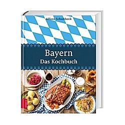 Bayern - Das Kochbuch. Alfons Schuhbeck  - Buch