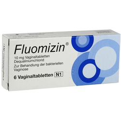 Fluomizin 10mg Vaginaltabletten