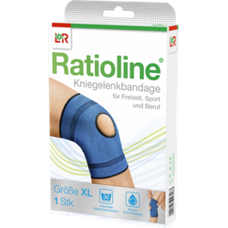 RATIOLINE active Kniegelenkbandage Gr.XL 1 St