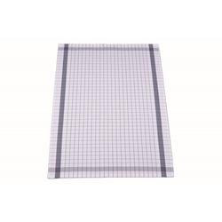 Geschirrtuch Halbleinen Karo (BL 50x70 cm) ROSS