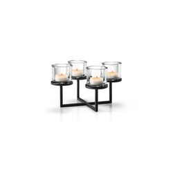 BLOMUS Kerzenhalter Kerzenleuchter NERO