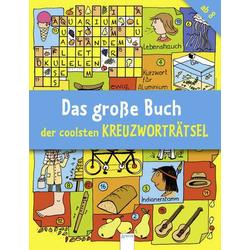 Das große Buch der coolsten Kreuzworträtsel ab 8 70955