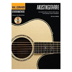 Hal Leonard Gitarrenmethode  Akustikgitarre  m. Audio-CD. Chad Johnson  - Buch