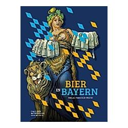 Bier in Bayern - Buch