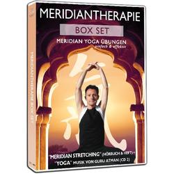 Meridiantherapie Box Set 2 Audio-CD + Heft: Hörbuchvon