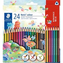 Staedtler Farbstift Noris dreikant 187 C18P1 Sortiert (Farbauswahl nicht möglich) 1St.