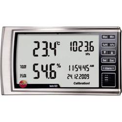 Testo 622 Luftfeuchtemessgerät (Hygrometer) 0% rF 100% rF Taupunkt-/Schimmelwarnanzeige