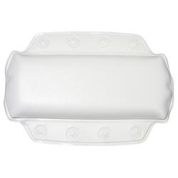 Nackenpolster »Eule, Drop, Goldfisch, Zen«, Badewannenkissen Nackenkissen, 310819-0 weiß 22 cm weiß