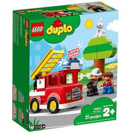 Lego Duplo Feuerwehrauto (10901)
