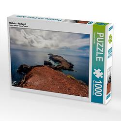 Madeira - Portugal Lege-Größe 64 x 48 cm Foto-Puzzle Bild von TomKli Puzzle