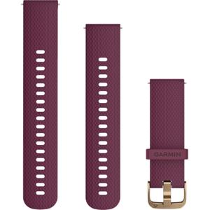 Garmin Silikon QuickFit™ 20-Uhrenarmbänder 010-12691-05
