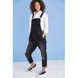 Next Latzhose Jeans-Latzhose schwarz 27,5 - 38