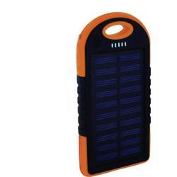 Xlayer Powerbank Plus 212847 Solar-Ladegerät Ladestrom Solarzelle 120mA Kapazität (mAh, Ah) 4000 m