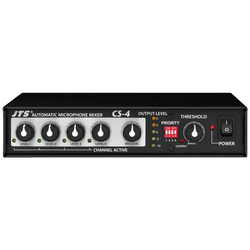 JTS CS-4 Mikrofon-Mixer