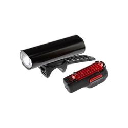 Lezyne Fahrradbeleuchtung Beleuchtungsset Lite Pro 115