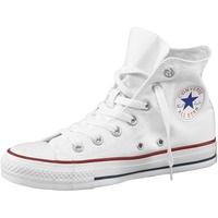Converse Chuck Taylor All Star Hi white/ white-red, 39