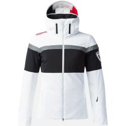 Rossignol - W Palmares Jkt White - Skijacken - Größe: M