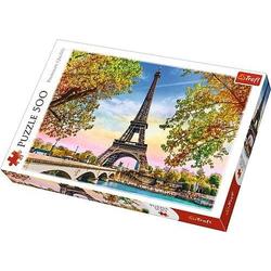 Trefl 37330 - Romantisches Paris, Puzzle,