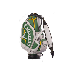 Callaway Major Staff Juni 2015 Cartbag LIMITED EDITION Wishbone Power Handle""""