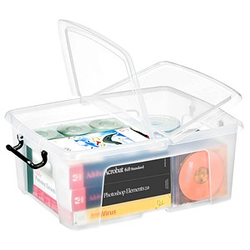 cep Aufbewahrungsbox 24,0 l transparent 50,0 x 39,5 x 20,2 cm
