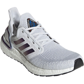 adidas Ultraboost 20 W dash grey/boost blue violet met/core black 39 1/3