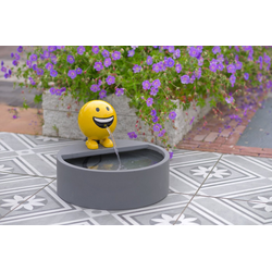 Ubbink Gartenbrunnen BE Happy, 45 cm Breite