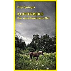 Kupferberg. Filip Springer  - Buch