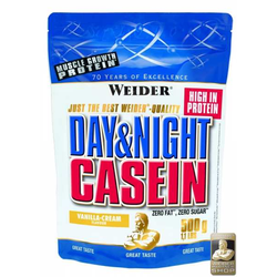 Weider Day & Night Casein 500 g Standbeutel - WEIDER -